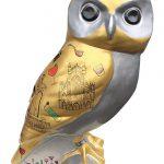 Artis owl sponsored by Abbey Hotel, Bath